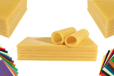 Beeswax Sheets