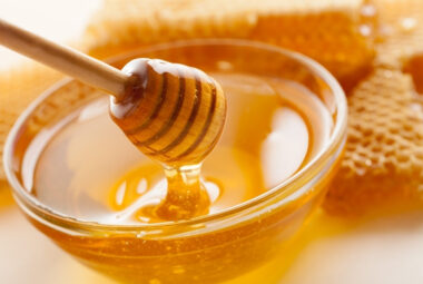 Honey For Natural Wound Care