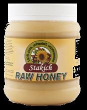 stakich raw honey
